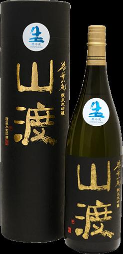 純米大吟醸酒 山渡 1.8L