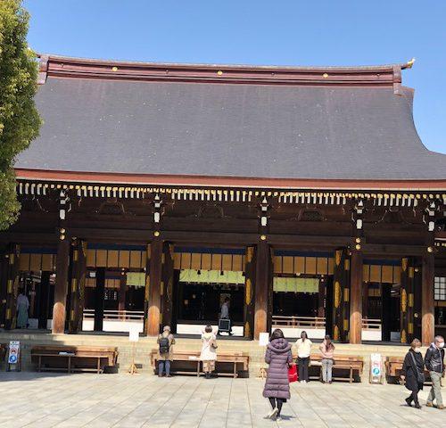 明治神宮で東日本大震災慰霊鎮魂奉納が催行されました。