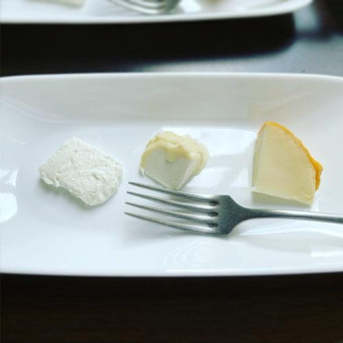NHK文化センター日本酒講座のチーズ!